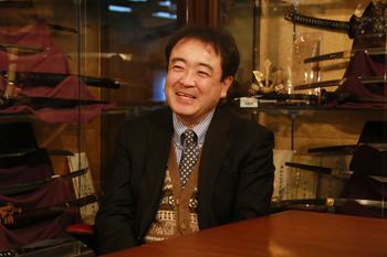 全国日本刀買取 銀座誠友堂 代表・生野 正