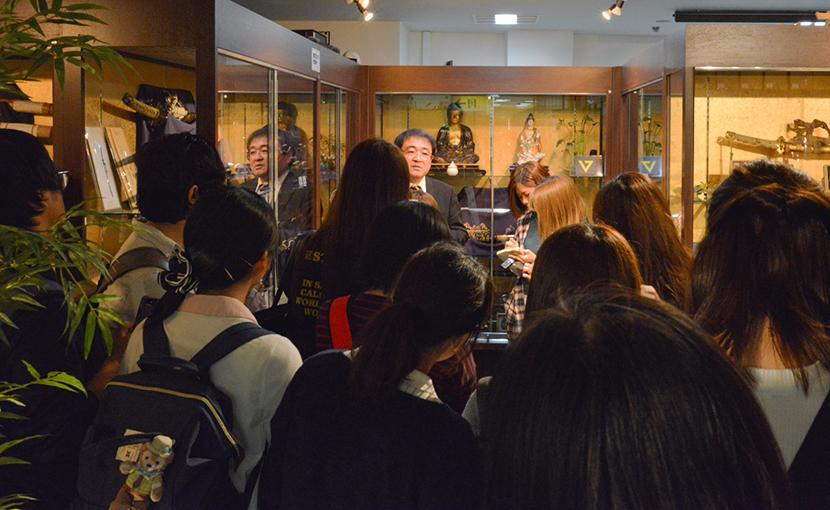 お知らせ 武蔵野大学 x LIVE JAPAN 合同授業