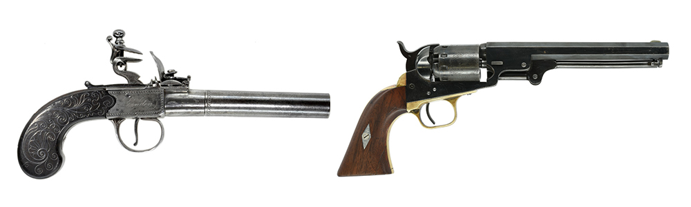買取品目:洋式古式銃